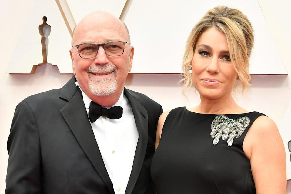"""<div class=""""inline-image__caption""""><p>Hollywood Foreign Press Association President Lorenzo Soria and Lilla Soria attend the 92nd Annual Academy Awards at Hollywood and Highland on February 09, 2020, in Hollywood, California.</p></div> <div class=""""inline-image__credit"""">Amy Sussman/Getty</div>"""