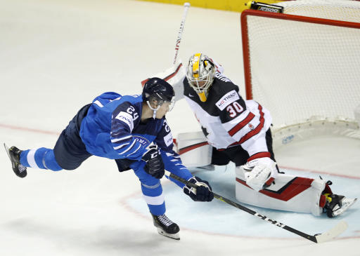 Slovakia edge Norway 3-2 in warmup for ice hockey worlds