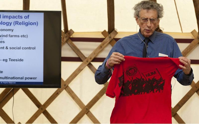 Piers Corbyn - Credit: M. Lawrence/Rex Features