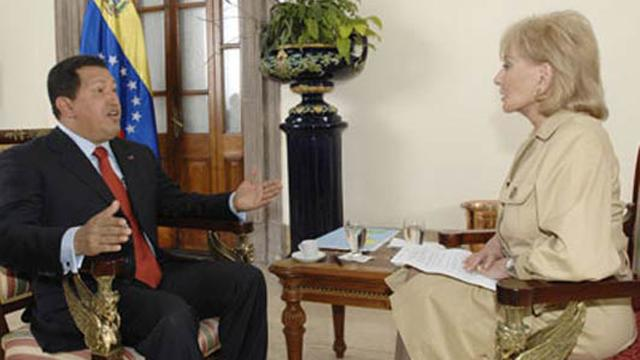 Reporter's Notebook: Barbara Walters' Rare Interview with Hugo Chavez