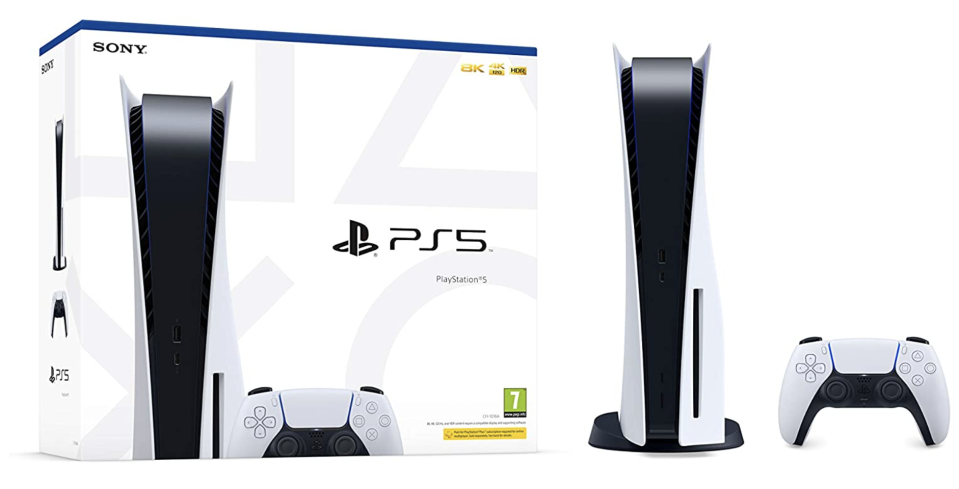 PS5 Edition Standard, 499,99€