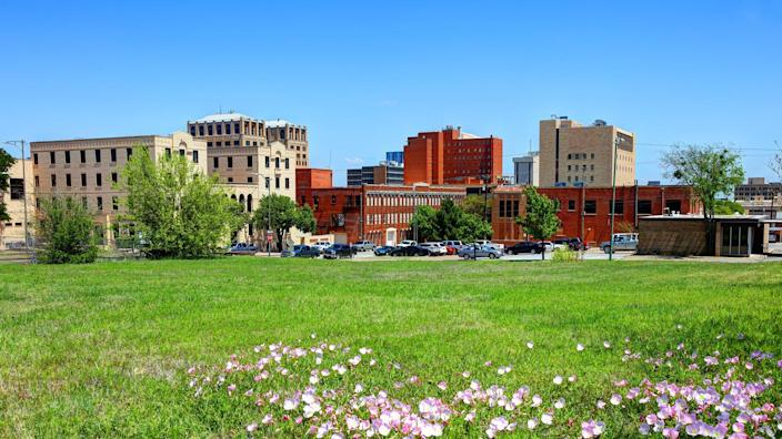 Wichita Falls is a city in and the county seat of Wichita County, Texas, United States.