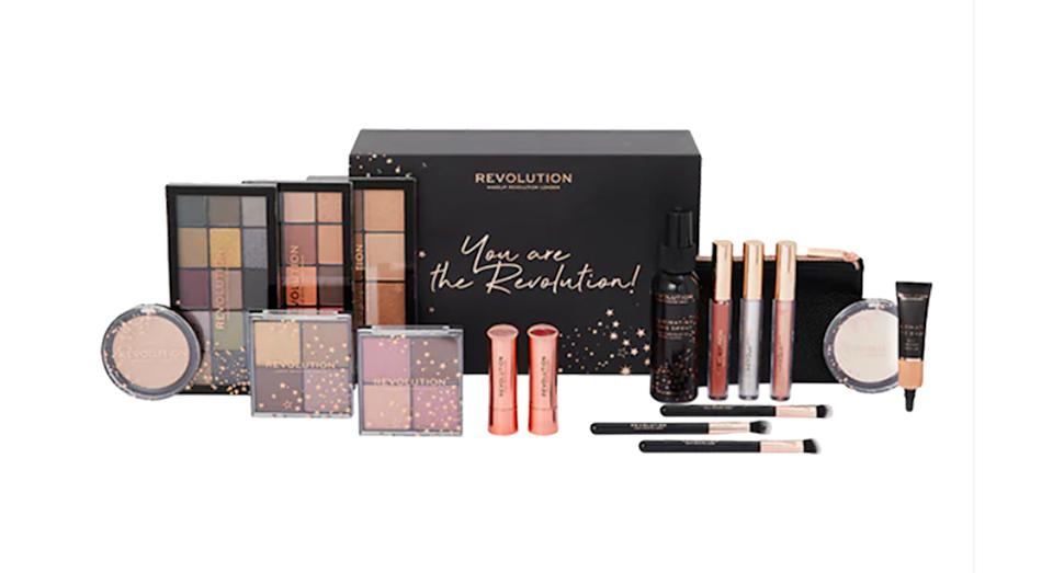 Revolution You Are The Revolution Makeup Set Box