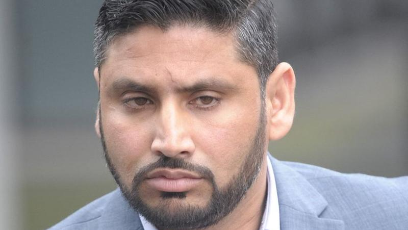 Pakistani Cricketer Bashir Jailed in Wife Beating Case in UK
