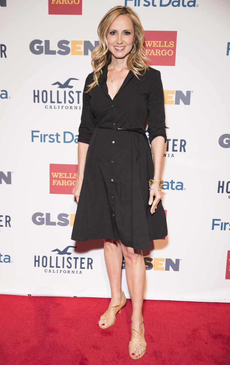 Chely Wright. Image via Getty Images.