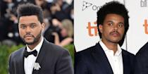 <p>Bella Hadid and The Weeknd have been on and off since 2015. After their split in August 2019, the singer was spotted at the Toronto Film Festival sporting a 'stache, which we're gonna go ahead and blame on the breakup blues. </p>