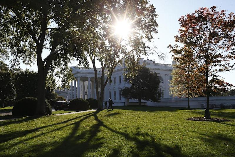 FILE - This Oct. 18, 2013 file photo shows the White House in Washington. This is a year of auditioning, positioning, networking and just plain hard work for people who are considering running for president in 2016. You could see them stirring in 2013 as they plugged holes in resumes, took preliminary steps to build potential campaign organizations and made carefully calibrated moves to get better known by Americans generally and key constituencies in particular. Most _ but not all _ are ticking off items on what could be called the presidential prep checklist. And they've got baggage to deal with. (AP Photo/Charles Dharapak, File)