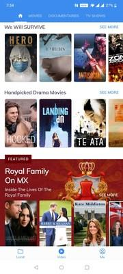 MX Player's International Expansion in UK & 6 Other Countries