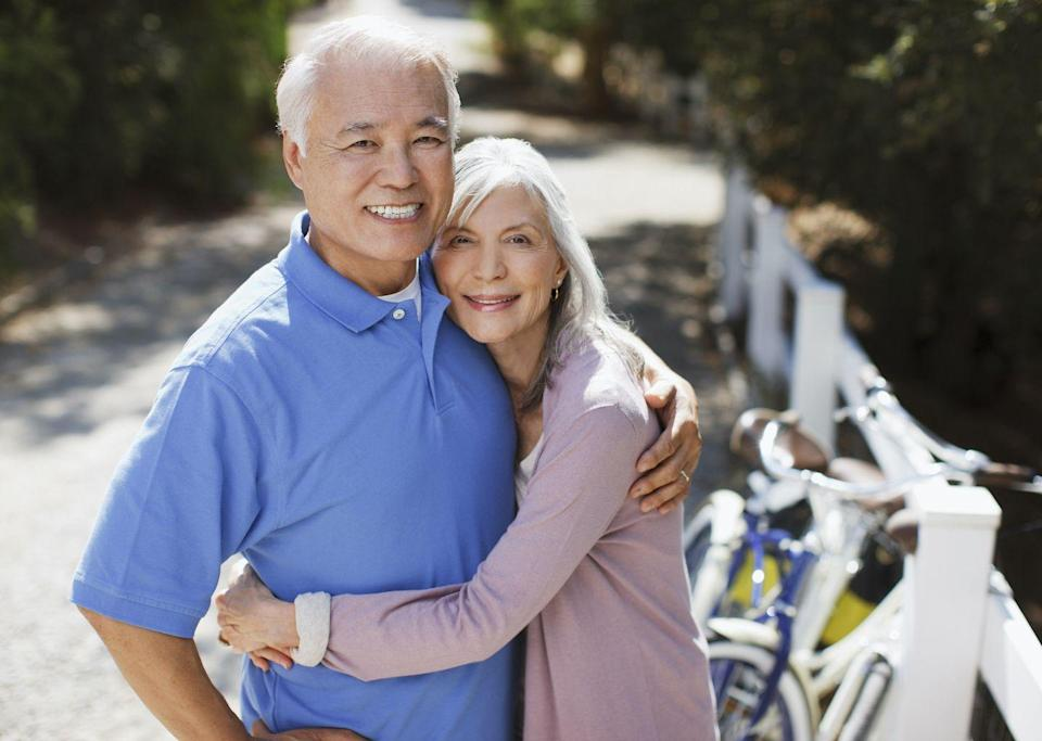 """<p>As every relationship evolves, so too do the individuals in it. """"The right partner is by your side for whatever new endeavor you take on. Whether it's a new hobby, or a career change, in a healthy relationship your partner will encourage you to grow and take risks,"""" <a href=""""https://www.drmorgancoaching.com/"""" rel=""""nofollow noopener"""" target=""""_blank"""" data-ylk=""""slk:Dr. Morgan Anderson"""" class=""""link rapid-noclick-resp"""">Dr. Morgan Anderson</a>, relationship coach and clinical psychologist, tells Woman's Day. If he's continually curious about who you are and who you want to become, it's a sign he really does care.</p>"""