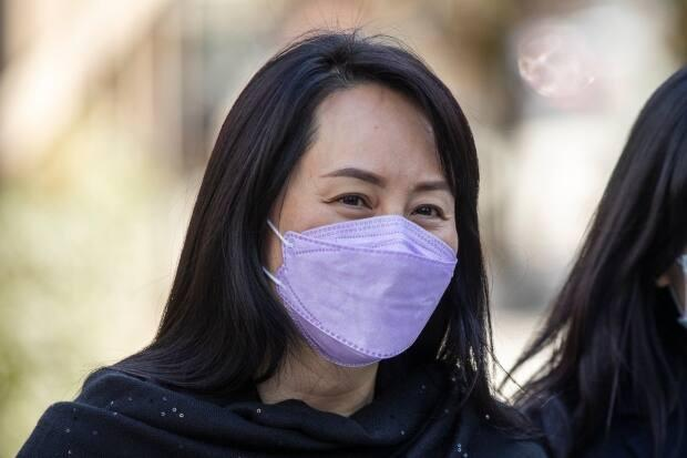 Huawei chief financial officer Meng Wanzhou attends extradition proceedings in downtown Vancouver in March. Her lawyers claim the U.S. has not met the bar for extradition.