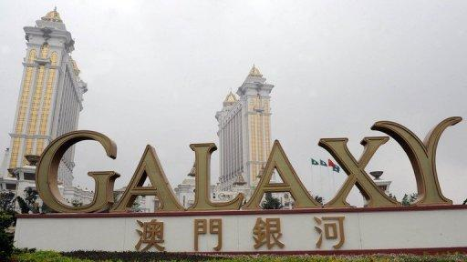 Galaxy is one of six firms licensed to operate casinos in Macau