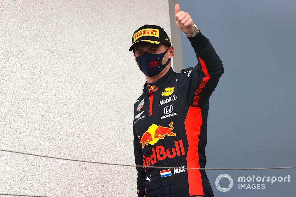 """Budapest: Max Verstappen (Red Bull)<span class=""""copyright"""">Andy Hone / Motorsport Images</span>"""