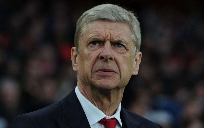 Arsenal manager Arsene Wenger has dismissed talk of a north London power shift  - Arsenal FC