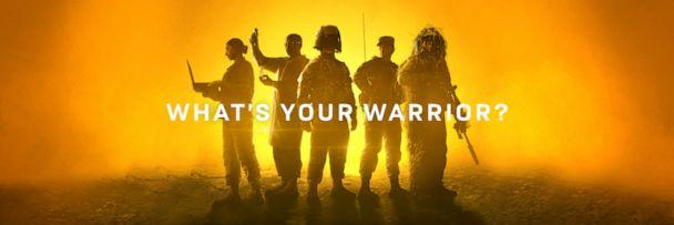 PHOTO: The Army's new recruiting campaign called 'What's Your Warrior.' (U.S. Army)