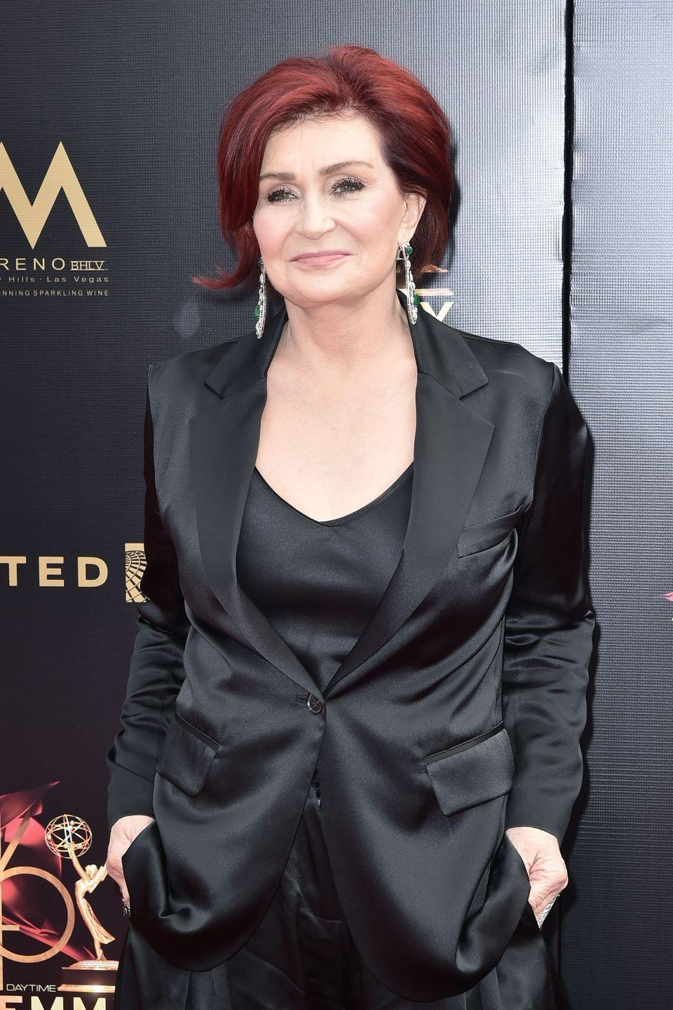 """<p>The procedure made her very sick, so she had the band removed in 2006. """"I've struggled with my weight for my entire life. I've been fat and I've been thin,"""" she told <em><a href=""""https://www.usmagazine.com/celebrity-body/news/sharon-osbourne-i-lost-28-pounds-in-three-months-20121311/"""" rel=""""nofollow noopener"""" target=""""_blank"""" data-ylk=""""slk:Us Weekly"""" class=""""link rapid-noclick-resp"""">Us Weekly</a></em>. """"As you know, I got the lap band and lost a ton of weight, but it made me so sick. That's why I had to remove it. But when I removed it, I gained about 45 pounds."""" She's since lost the weight she gained back by eating a healthy diet and working out.</p>"""