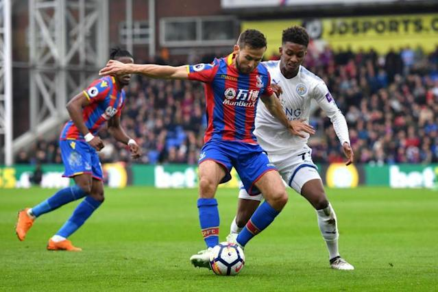 Crystal Palace growing confident Yohan Cabaye will sign new deal