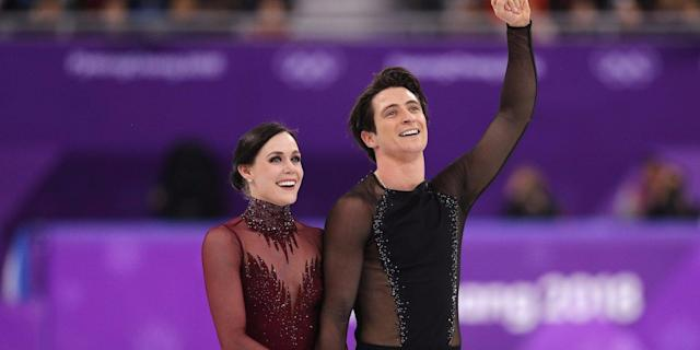 Canadian duo blow away sports world with mesmerizing final skate to become the most decorated ice dance team in Olympic history