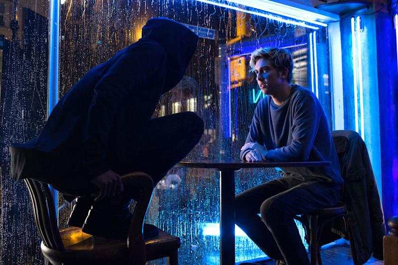 Nat Wolff in the upcoming 'Death Note' (credit: Netflix)