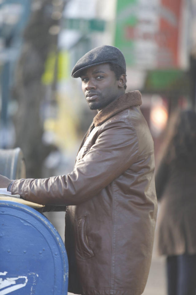 """Gregory"" -- Derek Luke as Gregory"