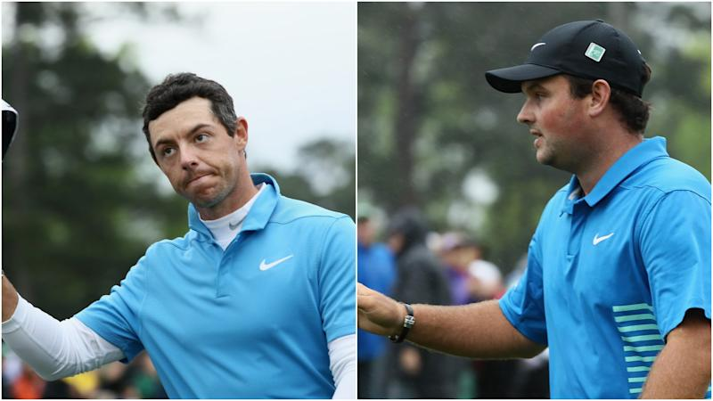 Reed and McIlroy begin quest for Masters glory