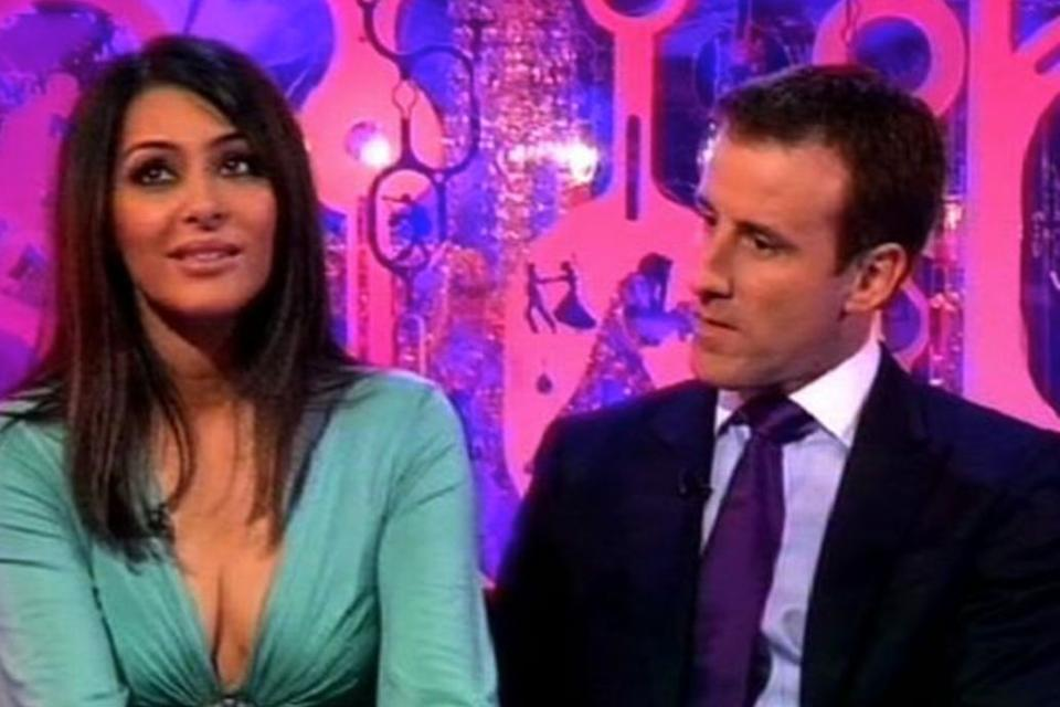 """Pro dancer Anton became embroiled in a scandal in 2009, when he used a racial slur to describe his partner, Laila Rouass, during an off-air conversation.<br /><br />While he later insisted that he'd only used the term """"p**i"""" as backstage """"banter"""" (*eyes roll wildly in head*), he did unreservedly apologise in a statement."""
