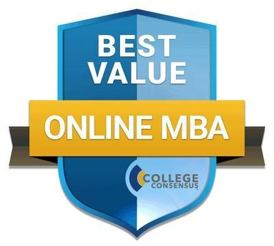 College Consensus Best Value Online MBA 2020