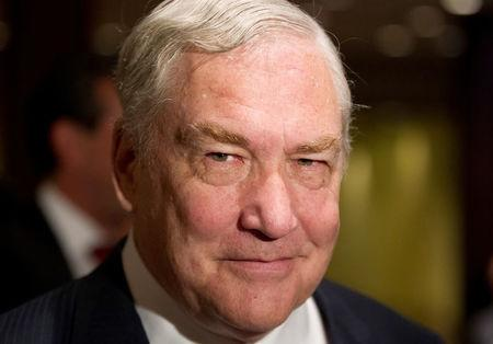 Donald Trump issues pardon for Conrad Black