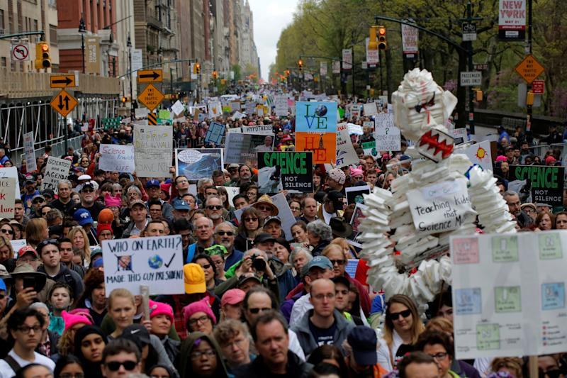 Why Scientists Are Joining the March for Science