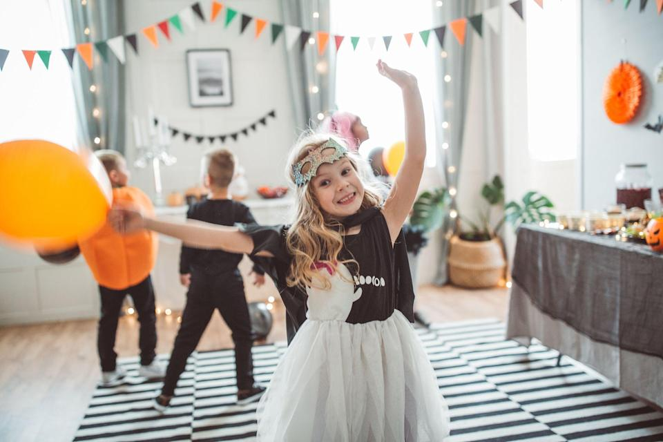 """<p>There are plenty of ways to set the tone for your <a href=""""https://www.womansday.com/life/g1908/cheap-and-easy-ways-to-celebrate-halloween/"""" rel=""""nofollow noopener"""" target=""""_blank"""" data-ylk=""""slk:Halloween party"""" class=""""link rapid-noclick-resp"""">Halloween party</a>, whether you're planning an event that's totally silly or seriously scary. The top of your party checklist will probably include <a href=""""https://www.womansday.com/home/decorating/g1279/easy-halloween-decorations/"""" rel=""""nofollow noopener"""" target=""""_blank"""" data-ylk=""""slk:Halloween decorations"""" class=""""link rapid-noclick-resp"""">Halloween decorations</a>, <a href=""""https://www.womansday.com/food-recipes/food-drinks/g2497/halloween-party-food/"""" rel=""""nofollow noopener"""" target=""""_blank"""" data-ylk=""""slk:festive party food"""" class=""""link rapid-noclick-resp"""">festive party food</a>, and of course, creative <a href=""""https://www.womansday.com/life/g1898/family-halloween-costumes/"""" rel=""""nofollow noopener"""" target=""""_blank"""" data-ylk=""""slk:costumes for the whole family"""" class=""""link rapid-noclick-resp"""">costumes for the whole family</a> to stand out from the crowd. The final element of a themed playlist made up of the best Halloween songs. </p><p>No matter what type of party you're throwing, you probably won't want to skip tunes like """"Ghostbusters,"""" """"The Monster Mash,"""" and """"Time Warp,"""" which are go-to sing-a-longs for the holiday. To keep things fresh, you might also throw in some more recent hits such as Billie Eilish's """"Bury A Friend"""" or Lady Gaga's """"Monster."""" With so many Halloween appropriate songs to choose from, you can easily make a playlist that will thrill partygoers for hours.</p>"""