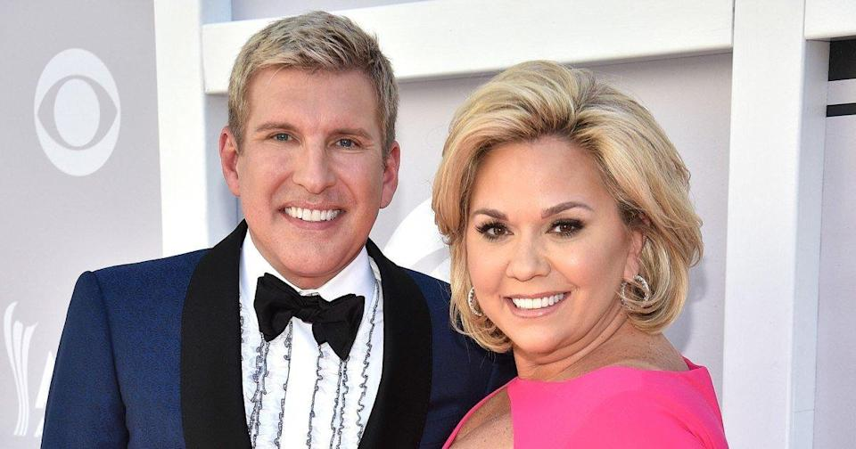 Todd and Julie Chrisley Indicted by Grand Jury for Tax Evasion, Other Financial Crimes: Report