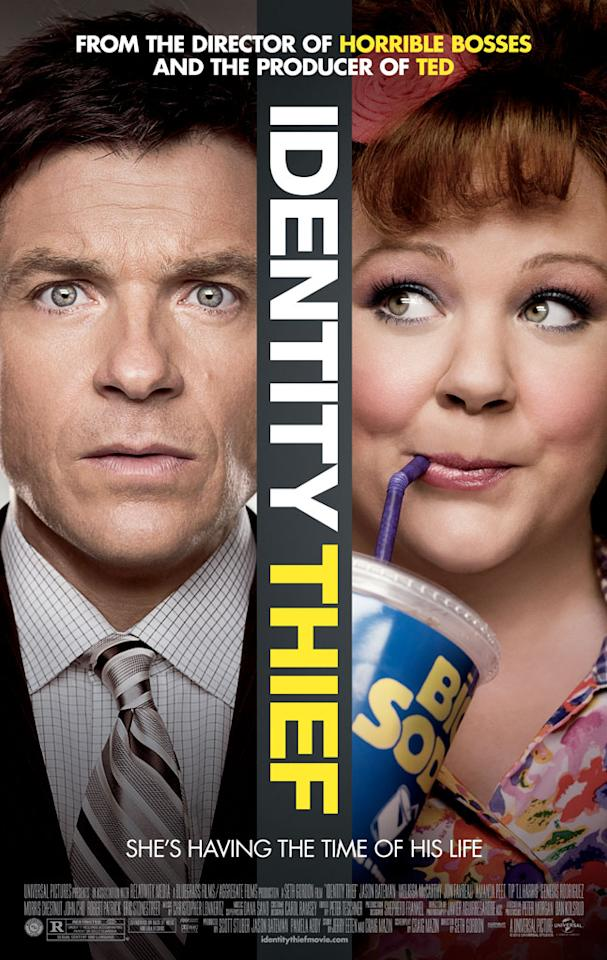 "Jason Bateman and Melissa McCarthy in Universal Pictures' ""Identity Thief"" - 2013"