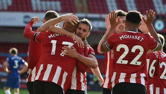 Premier League: Chelsea lose 3-0 to Sheffield United; Liverpool's fine home run comes to end with draw against Burnley