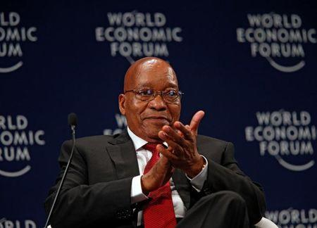 South African leaked emails heap more pressure on Zuma
