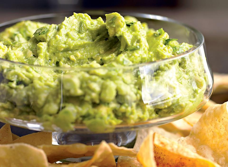 Guacamole - 63+ Best Healthy Keto Recipes To Keep You In Ketosis