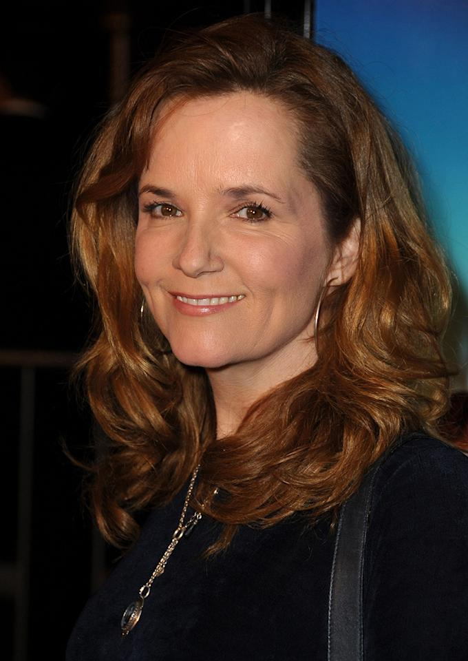 "<a href=""http://movies.yahoo.com/movie/contributor/1800015459"">Lea Thompson</a> at the Los Angeles premiere of <a href=""http://movies.yahoo.com/movie/1809823943/info"">Sunshine Cleaning</a> - 03/09/2009"