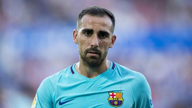 Borussia Dortmund striker Paco Alcacer believes he was not shown sufficient trust during his two lean seasons at Barcelona.