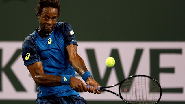Knee and Achilles injuries are set to keep French world number 11 Gael Monfils sidelined.