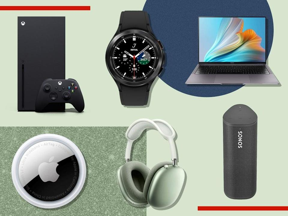 From games consoles to headphones, we've hand-picked all the best gizmos   (iStock/The Independent)