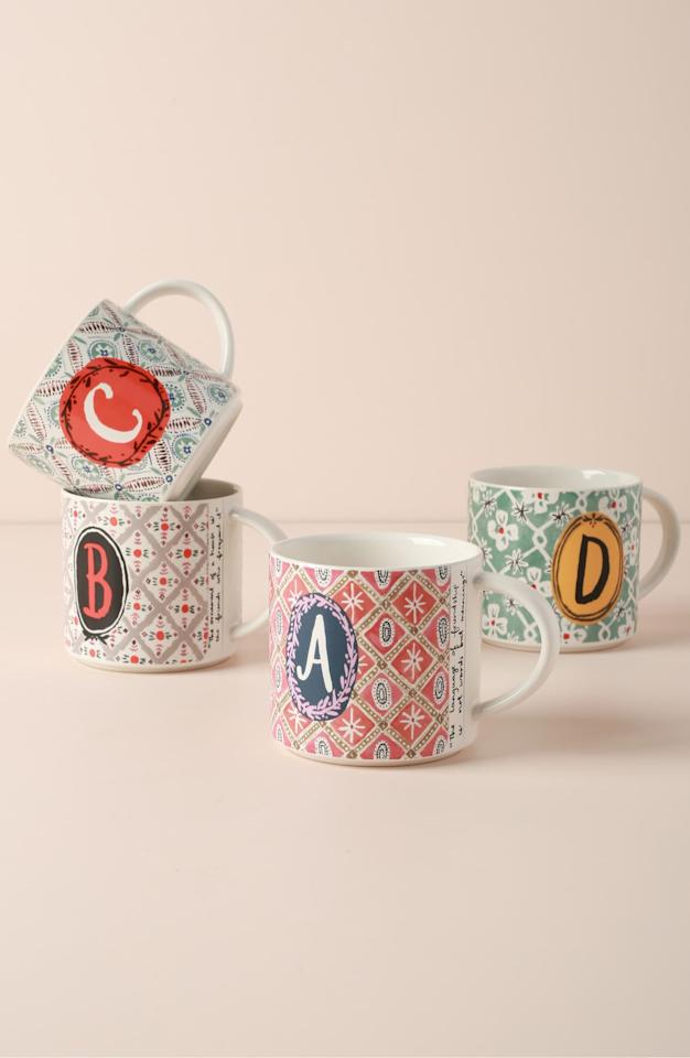 "<p>Get her initial on one of these <a href=""https://www.popsugar.com/buy/Anthropologie-Jo-Stoneware-Mug-497588?p_name=Anthropologie%20Jo%20Stoneware%20Mug&retailer=shop.nordstrom.com&pid=497588&price=12&evar1=savvy%3Auk&evar9=45312392&evar98=https%3A%2F%2Fwww.popsugar.com%2Fsmart-living%2Fphoto-gallery%2F45312392%2Fimage%2F46711752%2FAnthropologie-Jo-Stoneware-Mug&list1=shopping%2Cgifts%2Choliday%2Cchristmas%2Cgift%20guide%2Cgifts%20for%20women&prop13=api&pdata=1"" rel=""nofollow"" data-shoppable-link=""1"" target=""_blank"" class=""ga-track"" data-ga-category=""Related"" data-ga-label=""https://shop.nordstrom.com/s/anthropologie-jo-stoneware-mug/5349107?origin=keywordsearch-personalizedsort&amp;breadcrumb=Home%2FAll%20Results&amp;color=b"" data-ga-action=""In-Line Links"">Anthropologie Jo Stoneware Mug</a> ($12).</p>"