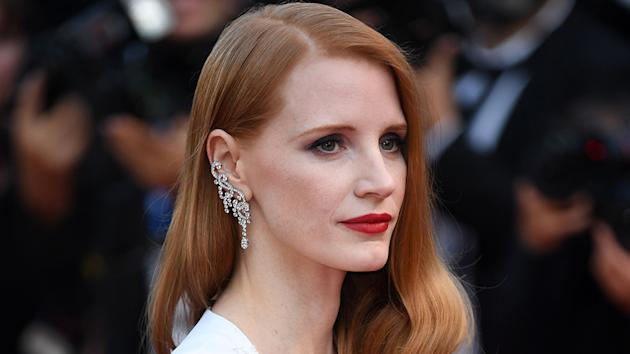 Jessica Chastain in talks to play X-Men villain in 'Dark Phoenix'