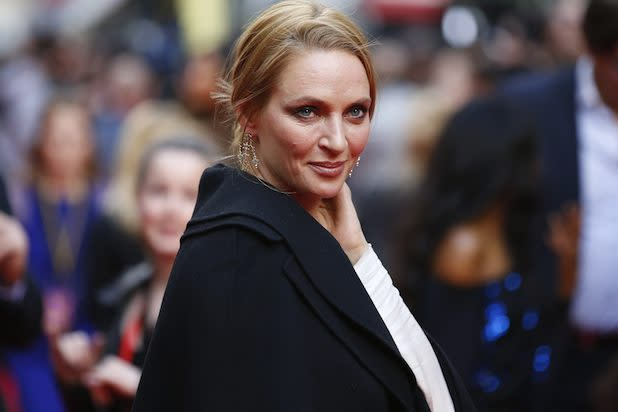 Uma Thurman Named Cannes Un Certain Regard Jury President