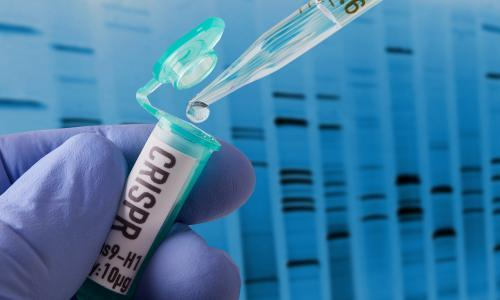 Share your views on gene editing