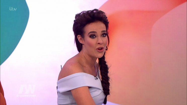 Stephanie Davis has been arrested in London