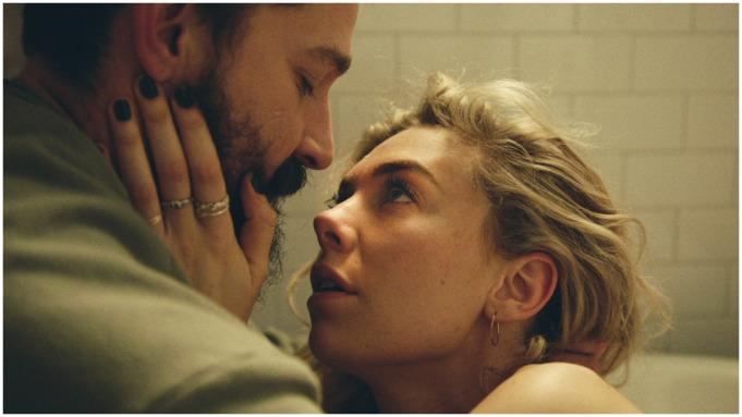 Shia LaBeouf and Vanessa Kirby in 'Pieces of a Woman' (Netflix)