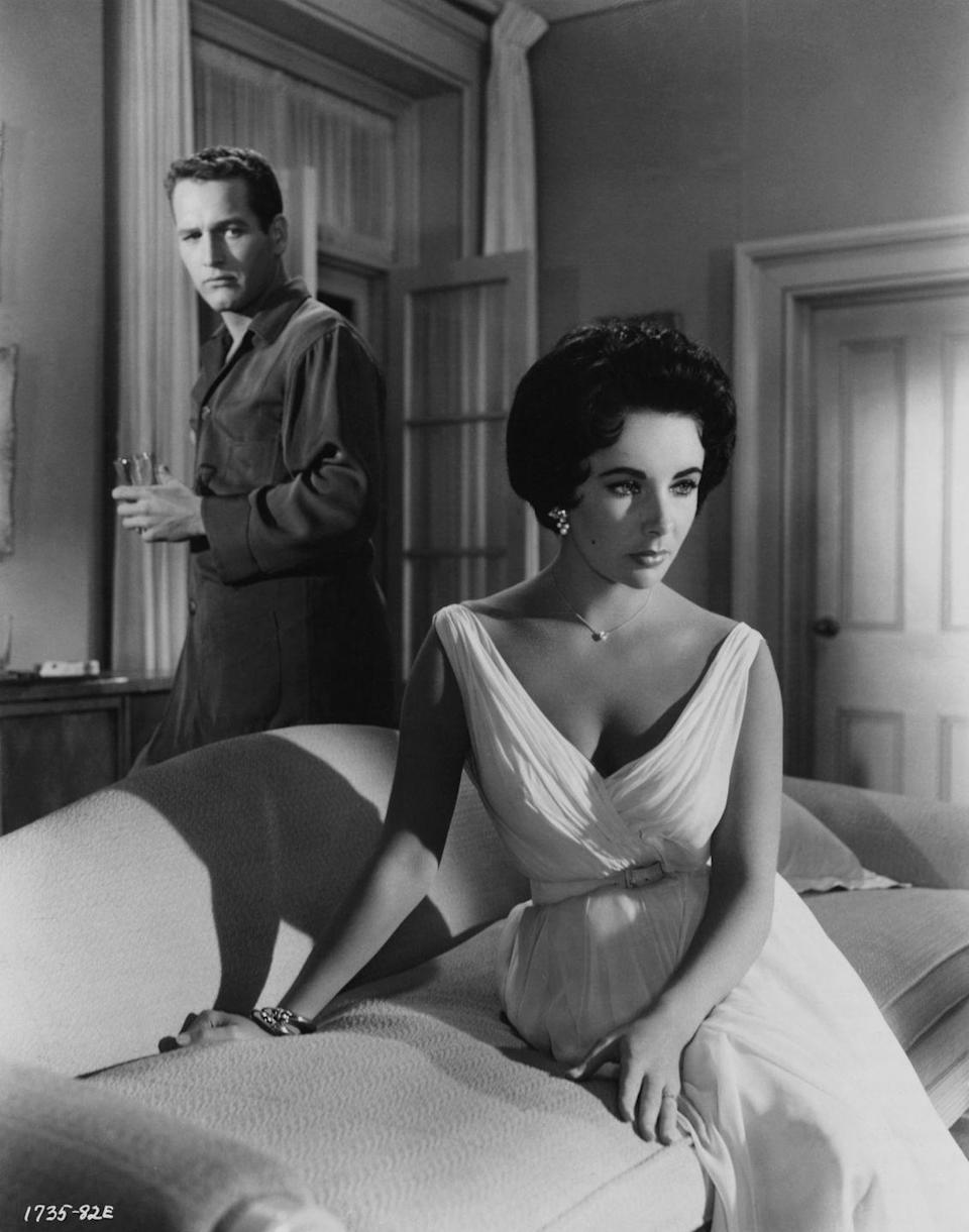<p>The top boys names were Michael, David, and James. Mary, Linda, and newcomer Susan rounded out the girls' top 3. However, this year <em>Cat On A Hot Tin Roof</em>, starring Elizabeth Taylor, was released — and her name charted at No. 22.</p>