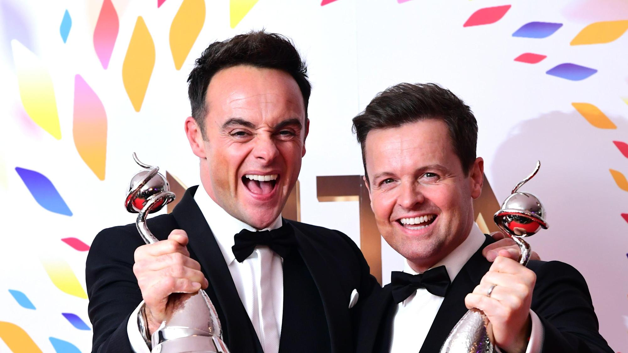 Ant and Dec's Saturday Night Takeaway return confirmed