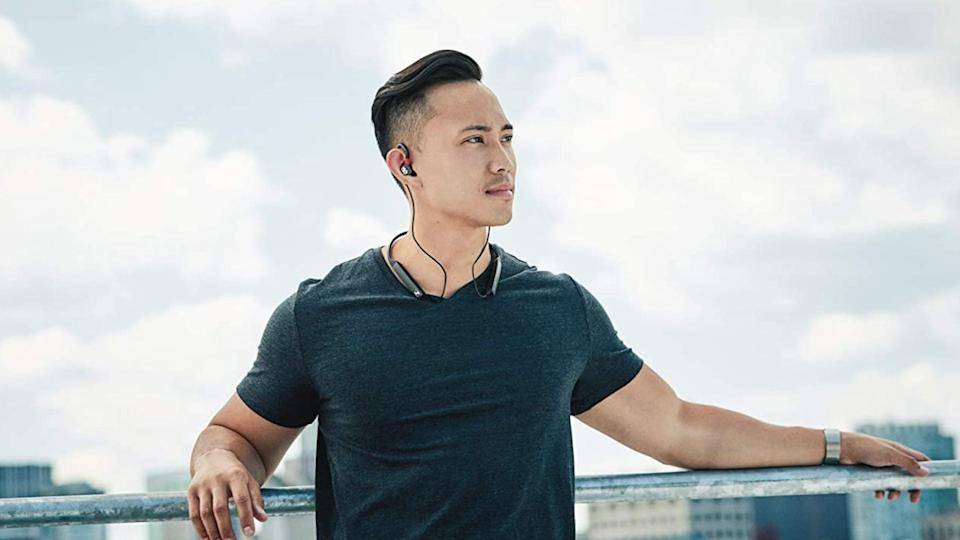 Sennheiser IE 80S Bt Audiophile In-Ear Bluetooth Headphones are on sale for one day only.