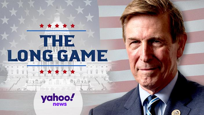 Rep. Don Beyer, D-Va (Photo illustration: Yahoo News; photo: Andre Chung for The Washington Post via Getty Images