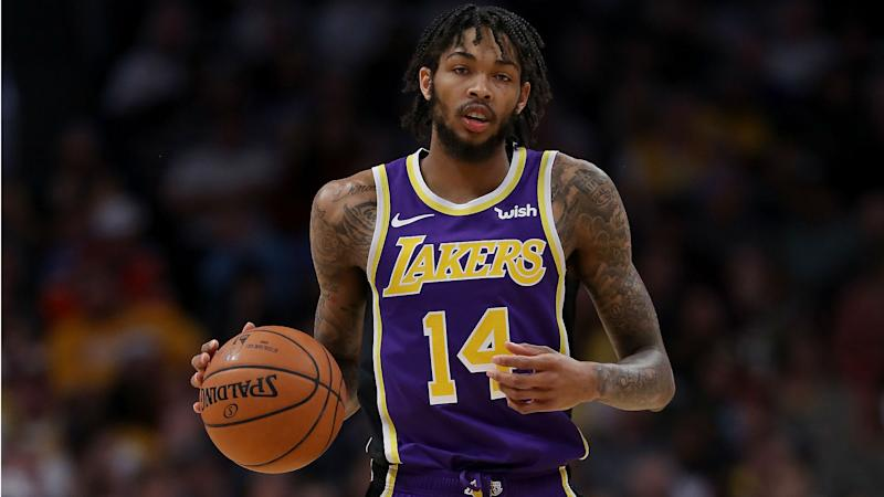 Lakers  Ingram on  LeBron s gonna trade you  chants  I still made the free  throw 637ca4910
