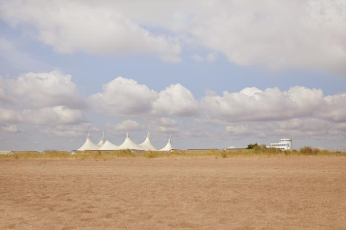 The view of Butlin's from Skegness beach. (Butlin's)